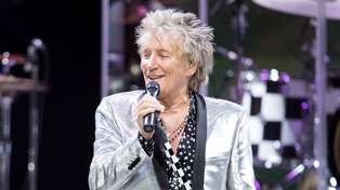 Rod Stewart's November 'The Hits' Tour has been rescheduled