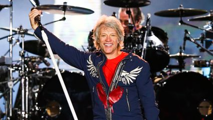 Jon Bon Jovi announces he will be performing a free online concert for fans