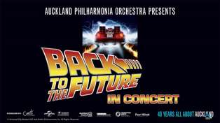 Coast presents Back to the Future in concert