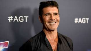 Simon Cowell has been rushed to hospital after breaking his back in several places