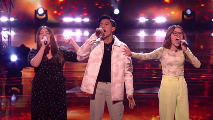 Children wow The Voice Kids coaches with jaw-dropping Freddie Mercury cover