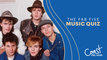 The Fab Five Music Quiz