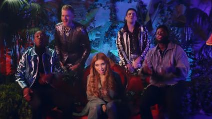 Pentatonix release upbeat original a cappella single for the first time in five years