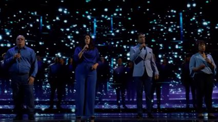 Choir wows America's Got Talent viewers with powerful cover of Ben E. King's 'Stand By Me'