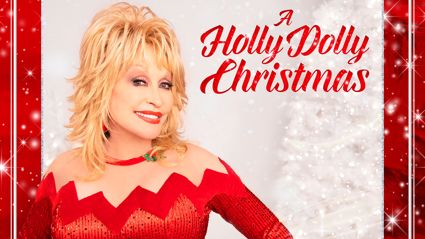 Dolly Parton shares a magical teaser of her new Christmas album