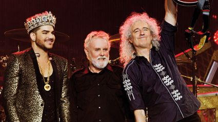 Queen and Adam Lambert have announced they're releasing their first-ever LIVE album