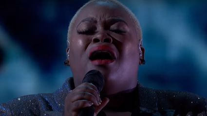America's Got Talent contestant wows again with powerful cover of 'Hallelujah'