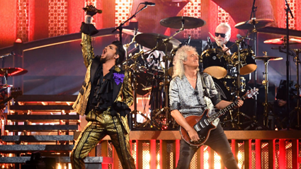 Queen + Adam Lambert share video of 'The Show Must Go On' from upcoming  concert film