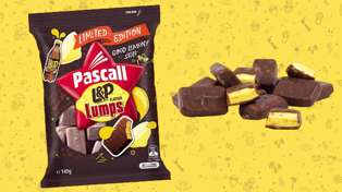 Pascall announces its releasing L&P flavoured Pineapple Lumps