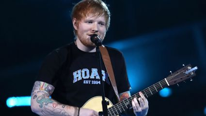 Ed Sheeran has become a father for the first time