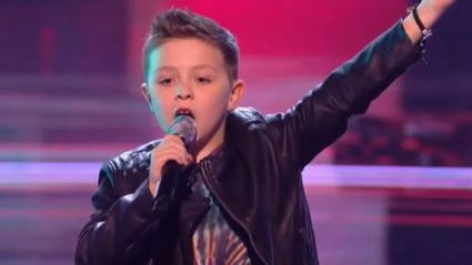 10-year-old wows The Voice Kids coaches with impressive Freddie Mercury cover