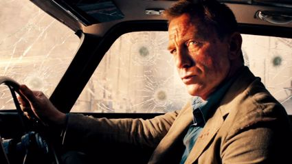 A brand new trailer for the upcoming James Bond film 'No Time To Die' has just been released