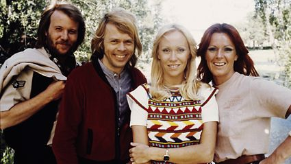 "ABBA fans are going crazy over a recently discovered ""new"" music mash-up video from the group"