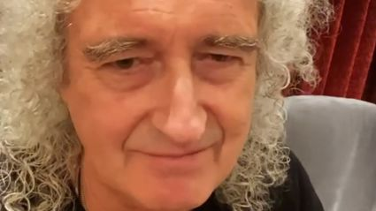 Queen's Brian May pays emotional tribute to Freddie Mercury on his birthday