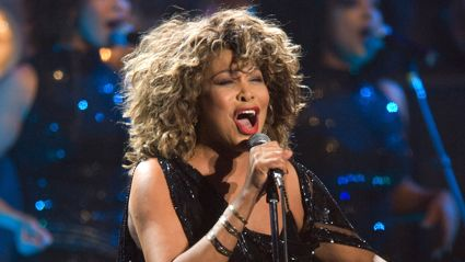 Beyoncé's mum has impersonated Tina Turner and she looks just like the legendary singer