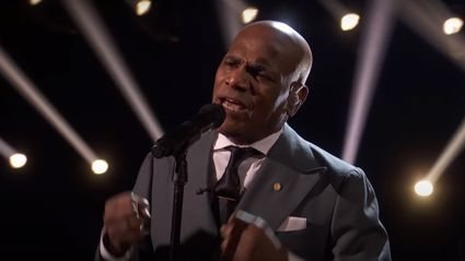 Wrongly-imprisoned singer stuns again with powerful Westlife cover on America's Got Talent