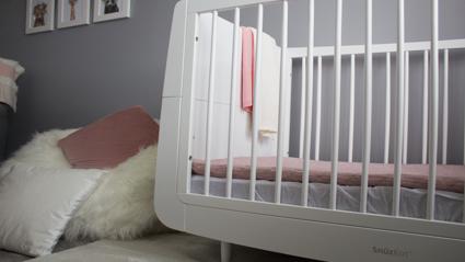 SnüzKot Skandi cot beds provided by Edwards & Co