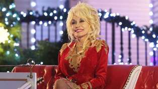 Dolly Parton releases playful country Christmas cover of 'I Saw Mommy Kissing Santa Claus'