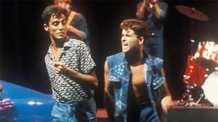 WATCH: 19-year-old George Michael's incredible first TV performance with Wham!