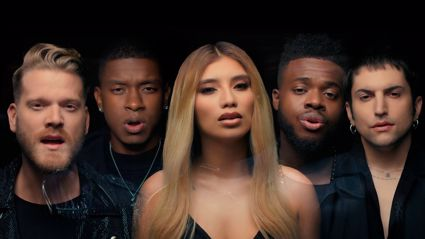 Pentatonix release eerie a cappella cover of Tears for Fears' 'Mad World'