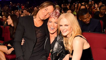 Keith Urban has joined forces with Pink for a funky new duet - and we are loving it!