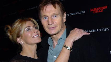 "Liam Neeson's son pays ""lovely homage"" to his late mother Natasha Richardson"
