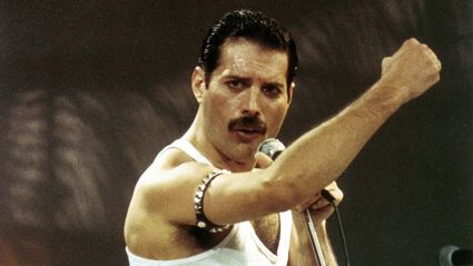 You can now buy Freddie Mercury moustache face masks
