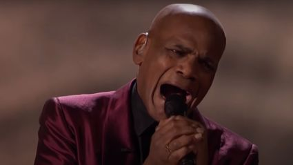 Archie Williams wows again with beautiful cover of the Beatles' 'Blackbird' on America's Got Talent
