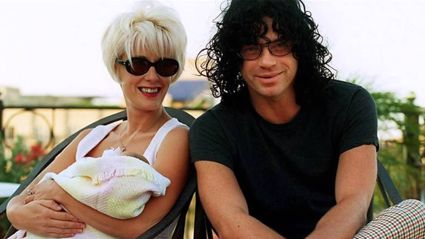 Remember Michael Hutchence and Paula Yates' daughter Tiger Lily? Well, this is her today ...