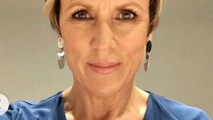 Hilary Barry shares powerful breast cancer awareness message with throwback photo of her mum