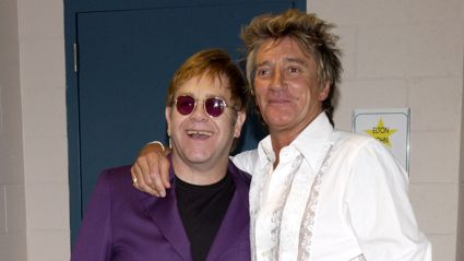 Rod Stewart reveals Elton John snubbed his efforts to end their feud