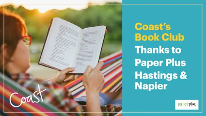 HAWKE'S BAY: Win with Coast's Book Club thanks to Paper Plus Hastings and Napier