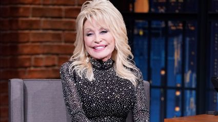 Dolly Parton sets the record straight on those tattoo rumours
