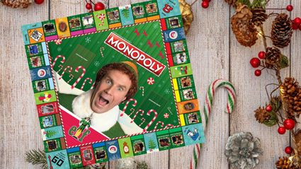 Monopoly has just released an Elf version of the board game and now we can't wait for Christmas