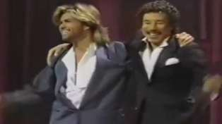 WATCH: George Michael and Smokey Robinson perform impressive duet of 'Careless Whisper'
