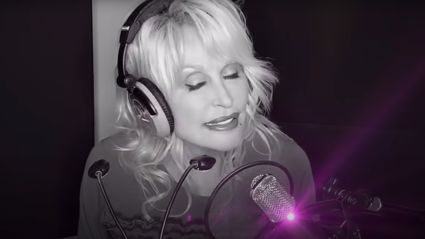 Dolly Parton teams with Rita Wilson and more for moving new breast cancer charity single