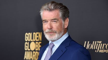 "Pierce Brosnan pays tribute to Sir Sean Connery calling him the ""greatest James Bond"""