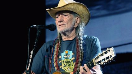 Willie Nelson releases acoustic cover of Freddie Mercury and David Bowie's 'Under Pressure'