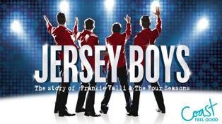 Coast presents Jersey Boys