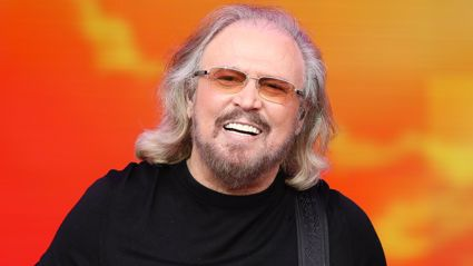 Barry Gibb announces new country album featuring duets with Dolly Parton and Olivia Newton-John