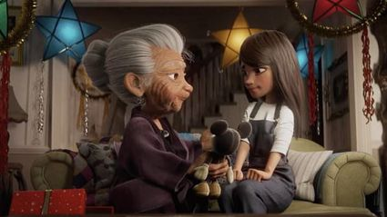 Disney has just released its Christmas advert and it is a total tearjerker