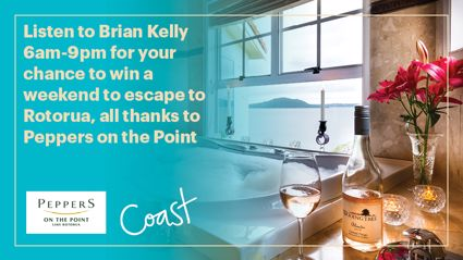 BAY OF PLENTY: Win a weekend for two with Peppers On Point