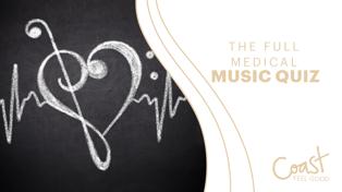 The Full Medical Music Quiz