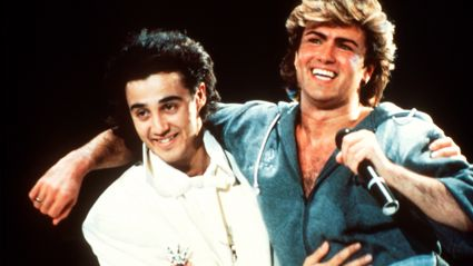 Teenage George Michael reveals the sweet way Wham! got their name
