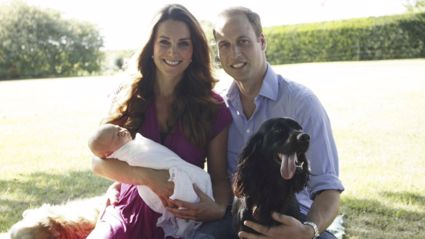 Prince William and Kate Middleton announce the sad news their dog Lupo has passed away