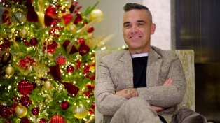 Robbie Williams releases hilarious new coronavirus-themed Christmas song 'Can't Stop Christmas'