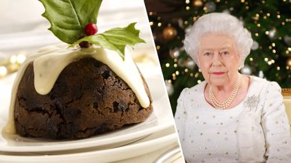 Queen Elizabeth's chef shares her super easy recipe to make Traditional Christmas Pudding