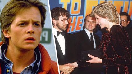 "Michael J. Fox recalls hilarious ""nightmare"" experience sitting next to Princess Diana at premiere"