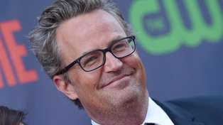 Matthew Perry has announced he is engaged