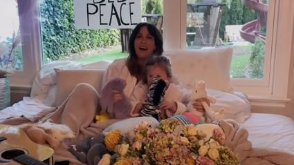 Alanis Morissette releases beautiful cover of John Lennon and Yoko Ono's 'Happy Xmas (War Is Over)'